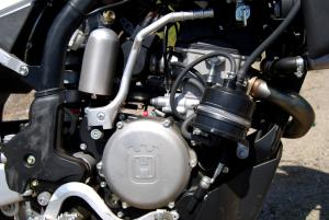 2012 Husqvarna TE250 Engine