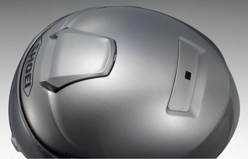 Shoei NEOTEC Silver Top Ventilation