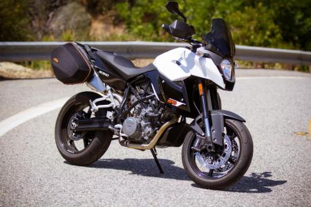 2012 ktm 990 sm-t review - motorcycle