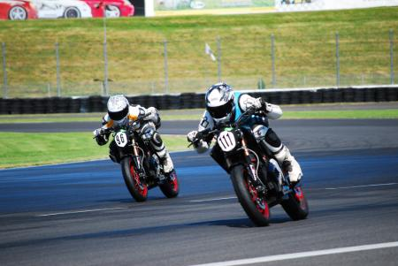 Racing Electric Motorcycles Bob Edwards 2