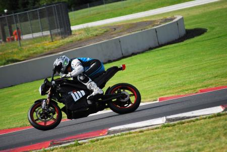 Racing Electric Motorcycles Bob Edwards 5