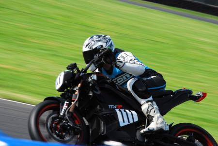 Racing Electric Motorcycles Bob Edwards 6