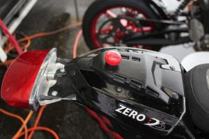 Racing Electric Motorcycles Zero S Secondary Kill Switch