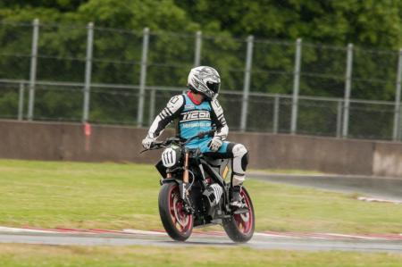 Racing Electric Motorcycles Jane Erickson 1