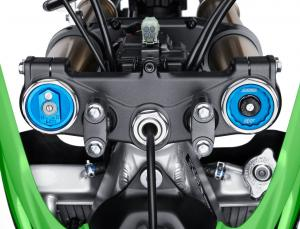 2013 Kawasaki KX250F Front Shock Adjustment