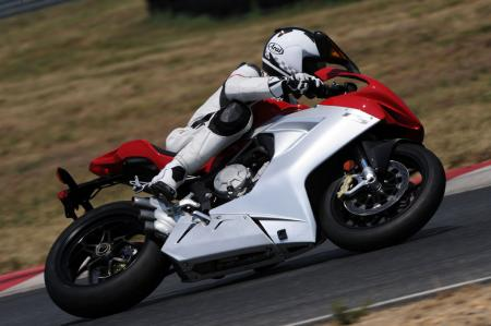 2013 MV Agusta F3 675 right side