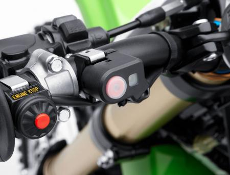 2013 Kawasaki KX450F Launch Mode Switch Gear