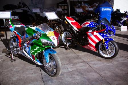 Yamaha Custom Showdown