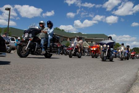Bikers Reunion Freedom Ride