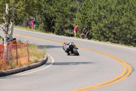 2012 Pikes Peak Hillclimb Racing