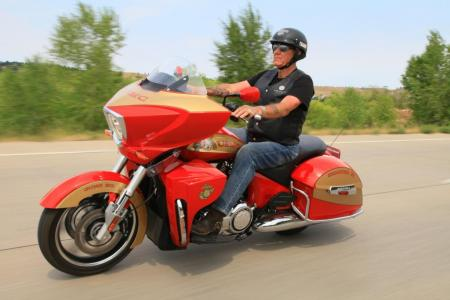 2012 Sturgis Motorcycle Rally Gunny Riding