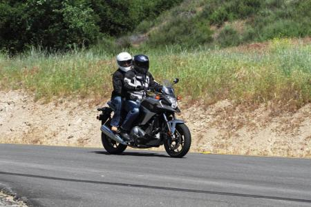 2012 Honda NC700X Action 2Up 01_LR