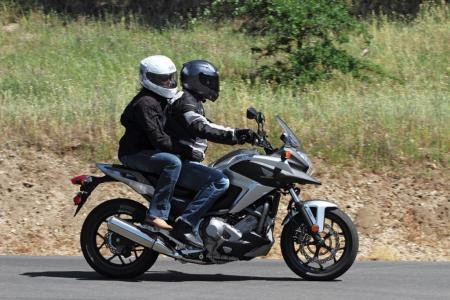 2012 Honda NC700X Action 2Up 02_LR