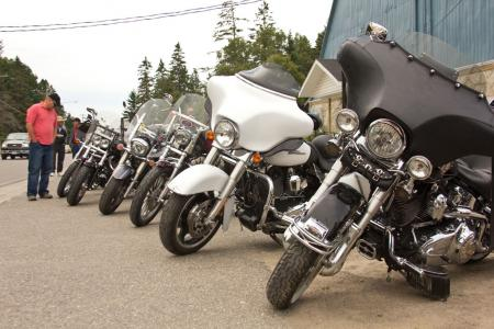 Motorcycle-Art-in-Manitoulin