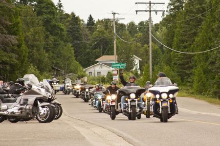 Ride Manitoulin Group Ride