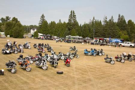 Ride Manitoulin Parking