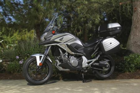 2012 Honda NC700X Accessories