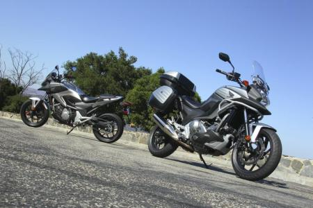 2012 Honda NC700X Group