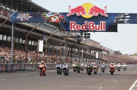 2012 Indianapolis Grand Prix Start