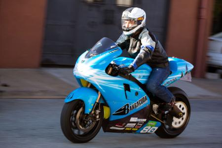 Lightning Electric Motorcycle 0H6C8031