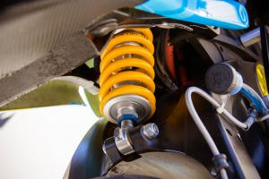 Lightning Electric Motorcycle Rear Shock
