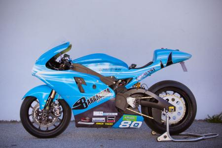 Lightning Electric Motorcycle Profile