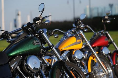 2013 Harley-Davidson Line-up