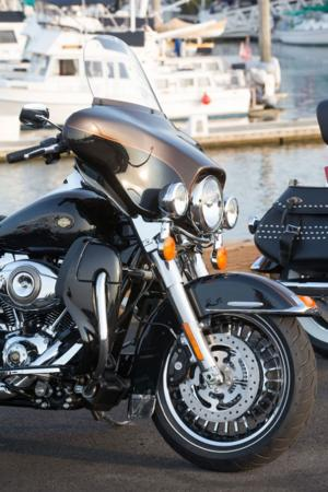 Electra Glide Ultra Limited 110th Anniversary Edition