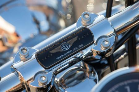 Heritage Softail Classic 110th Anniversary Edition