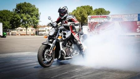 2012 Star VMAX Burnout