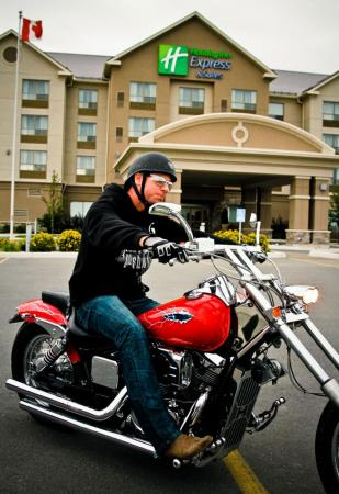 Sean Mackey Hotel Owner and Motorcyclist