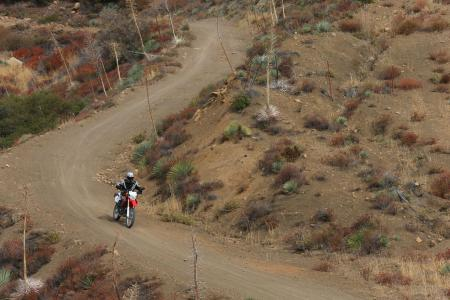 2013 Honda CRF250L Action 03