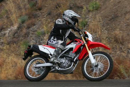 2013 Honda CRF250L Action 06