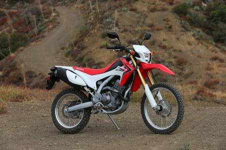 2013 Honda CRF250L Front Right