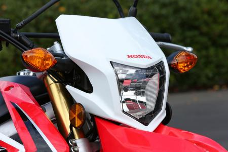 2013 Honda CRF250L Headlight