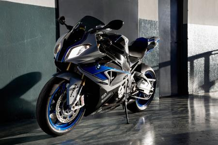 2013 BMW S1000RR HP4 Competition Package Front Left