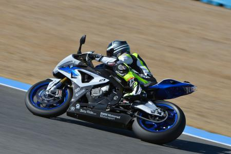 2013 BMW S1000RR HP4 BLE8801