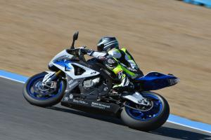 2013 BMW S1000RR HP4 Left Side
