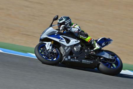 2013 BMW S1000RR HP4 BLE8930