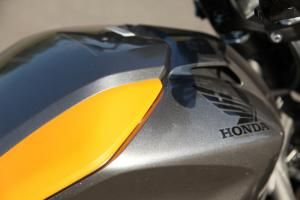 2013 Honda NC700S Closed Storage Tank