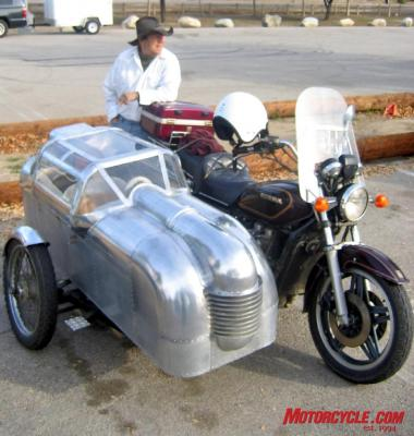 1964 vespa with sidecar for sale