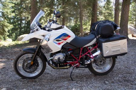 2012 Adventure Touring Shootout BMW R1200GS