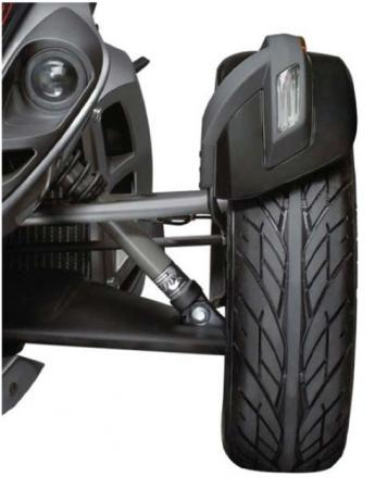 2013 Can-Am Spyder Front Suspension