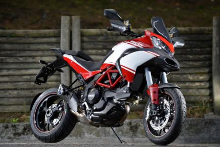 2013 Ducati Multistrada 1200 Red