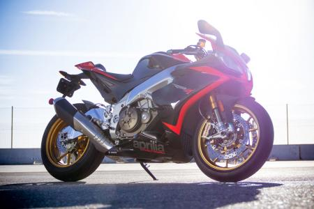 2012 Aprilia RSV4 Factory Beauty