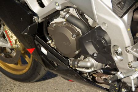 2012 Aprilia RSV4 Factory Engine