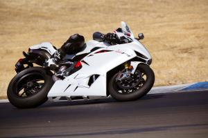 2012 MV Agusta F4 RR Corsacorta Action Right