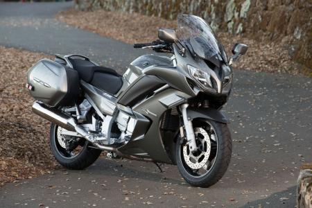 2013 Yamaha FJR1300A Front Right