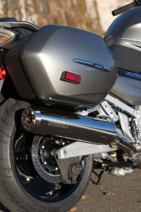 2013 Yamaha FJR1300A Saddlebags