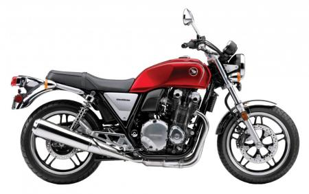2013 Honda CB1100 Candy Red